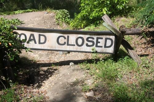 roadclosed