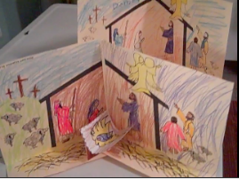 Nativity Diorama picture