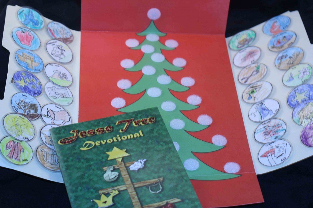 Jesse Tree Advent Devotional Kit
