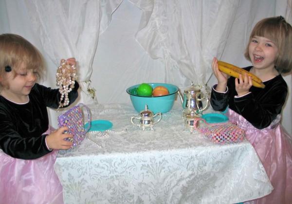 Fancy Tea Party