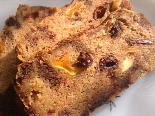 Slice of Fruitcake
